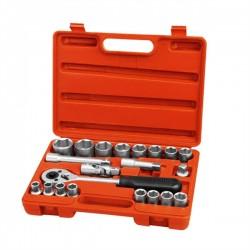 Sada nástrčných kľúčov 21-dielna EXTOL PREMIUM