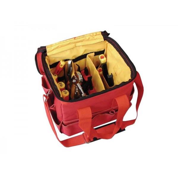 Brašna - taška elektrikárská, s náradím 21ks, VDE 1000V VDE17321