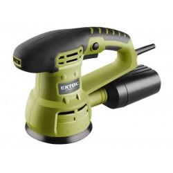Brúska excentrická vibračná EXTOL CRAFT 430W, 125mm, 407202