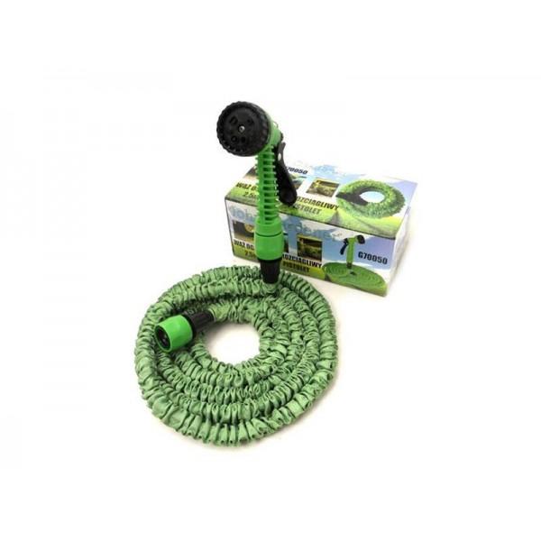 Záhradná hadica zmršťovacia, 2,5m-7,5m, 7 funkcií, GEKO