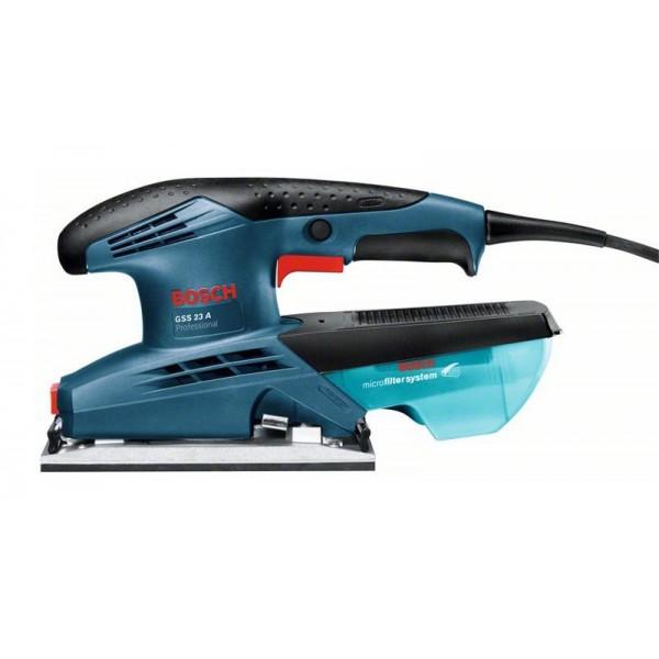 Brúska vibračná Bosch GSS 23 A Professional, 0601070400