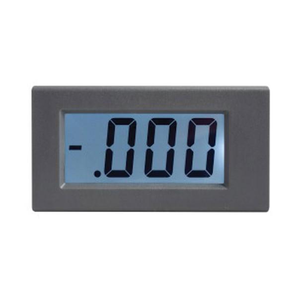 Panelové meradlo 10A WPB5035-DC ampérmeter panelový digitálny