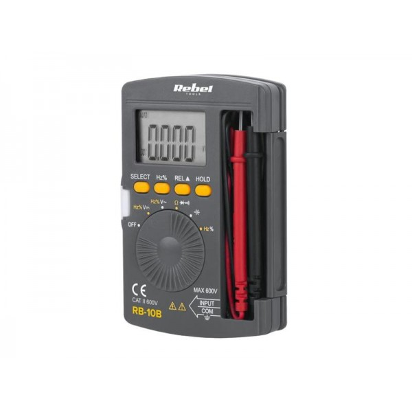 Multimeter REBEL RB-10B