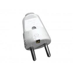 Vidlica pre pohyblivý prívod - biela P74
