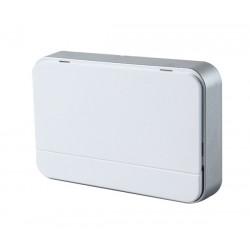 Zvonček domový bezdrôtový 1L41 2xAA batérie, nastavenie hlasitosti, biely