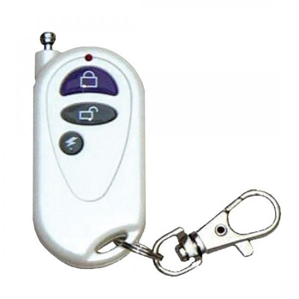 Diaľkový ovládač (kľúčenka) pre GSM alarmy typ HG-RC1