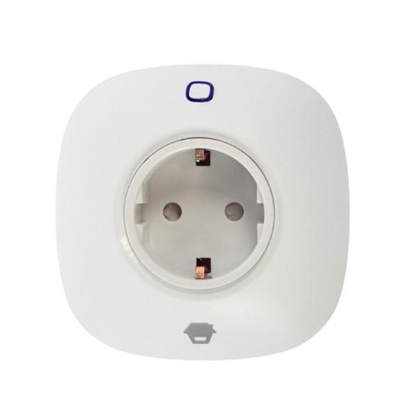 Alarm domový bezdrôtový GSM 2D91 - zásuvka podriadená