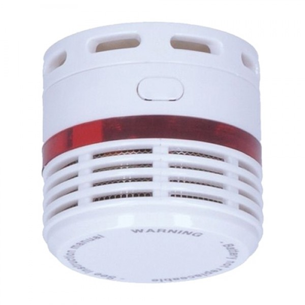Detektor dymu + alarm, 85dB, 10 rokov životnosť, lítiová batéria 1D35