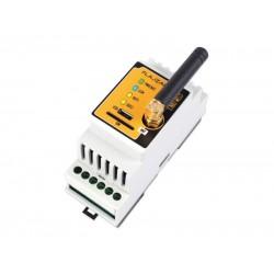 Diaľkové ovládanie GSM na DIN lištu - GSM-DIN3