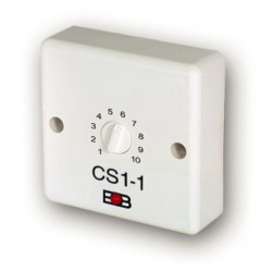Časový spínač CS1-1 pre ventilátory