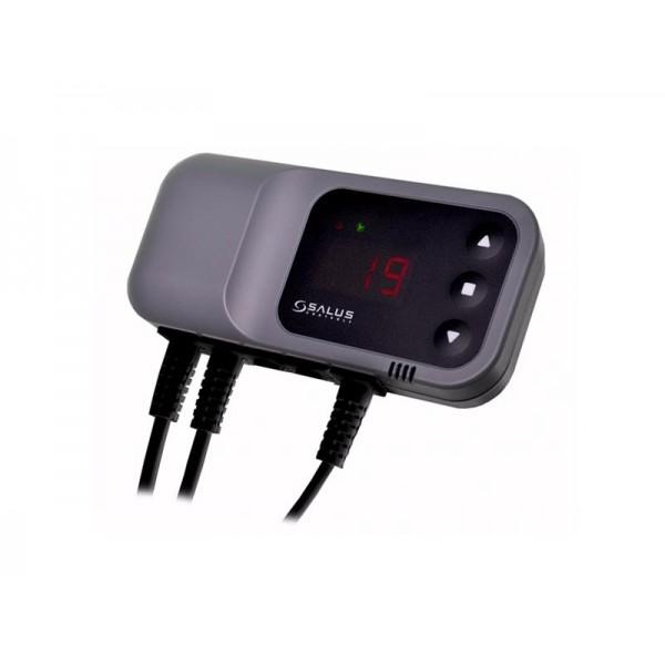 Termostat SALUS PC11W pre čerpadlo ÚK/TÚV s príložným čidlom