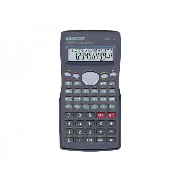 Kalkulačka školská SENCOR SEC 102