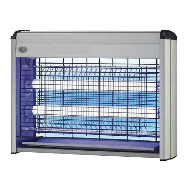Lapač hmyzu s UV žiarivkou 20W (2x10W) elektrický