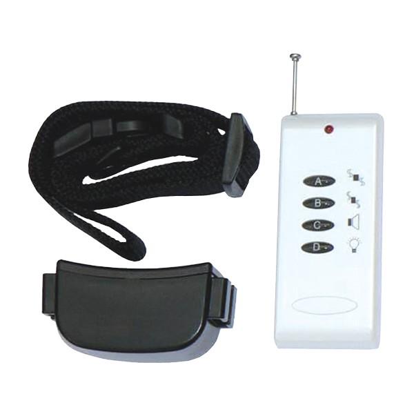 Obojok elektronický, výcvikový 2v1 na diaľkové ovládanie