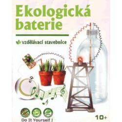 Stavebnica Ekologická batéria Enviro Battery