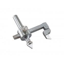 Rezač otvorov do kachličiek ∅20-90mm, uchytenie do vŕtačky, EXTOL CRAFT