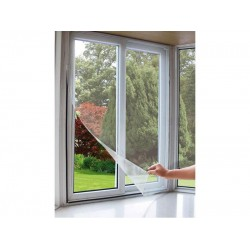 Sieť okenná proti hmyzu 100x130cm biela EXTOL CRAFT