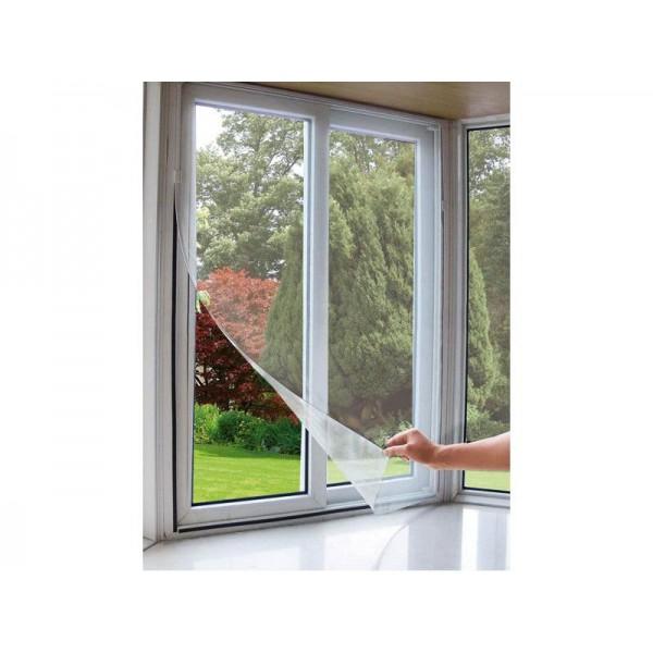 Sieť okenná proti hmyzu 150x180cm, biela EXTOL CRAFT