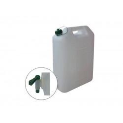 Kanister PVC s kohútikom 20l