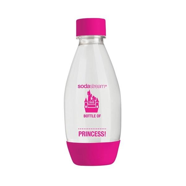 Sodastream fľaša detská PRINCESS PINK 0.5l