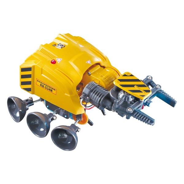 Stavebnica Robotic Beetle BCR 30 BUDDY TOYS