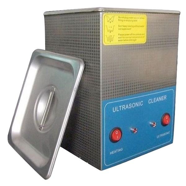 Čistička ultrazvuková VGT-1620Q 2l 50W s ohrevom, nerez