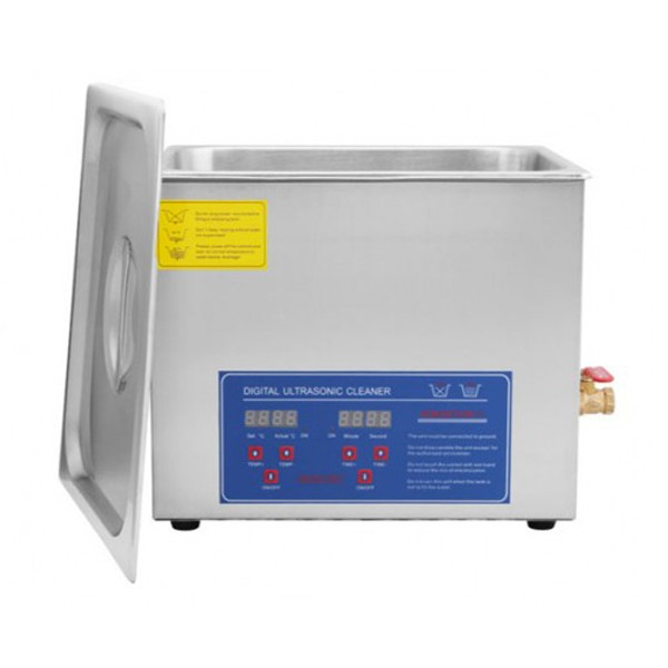 Čistička ultrazvuková ELASON 10L digitálna