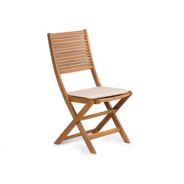 Podsedák stoličky krém. FIELDMANN FDZN 9019