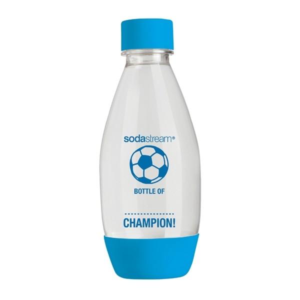 SODASTREAM fľaša detská CHAMPION BLUE 0.5l