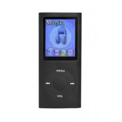 Prehrávač MP3/MP4 SETTY čierna
