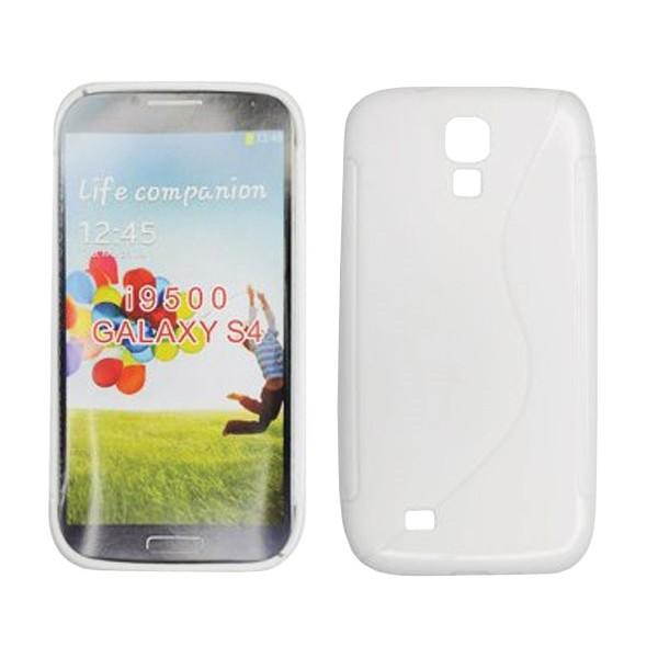 ForCell Zadný Kryt Lux S White pre Samsung i9500 Galaxy S4