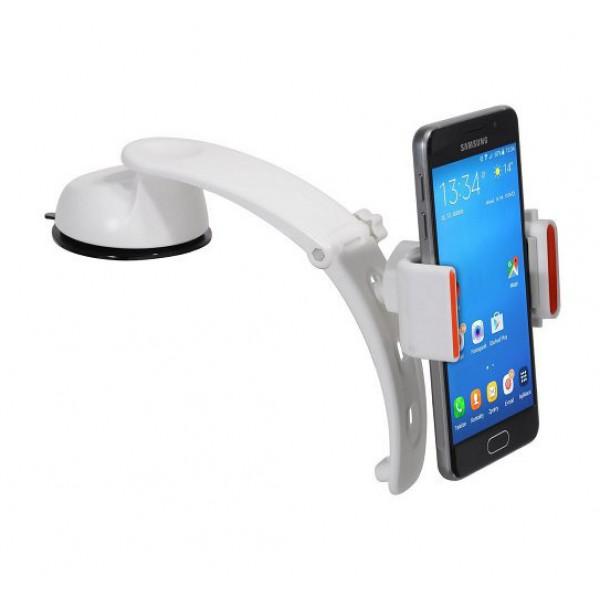 Držiak telefonu / GPS na prísavku MULTI