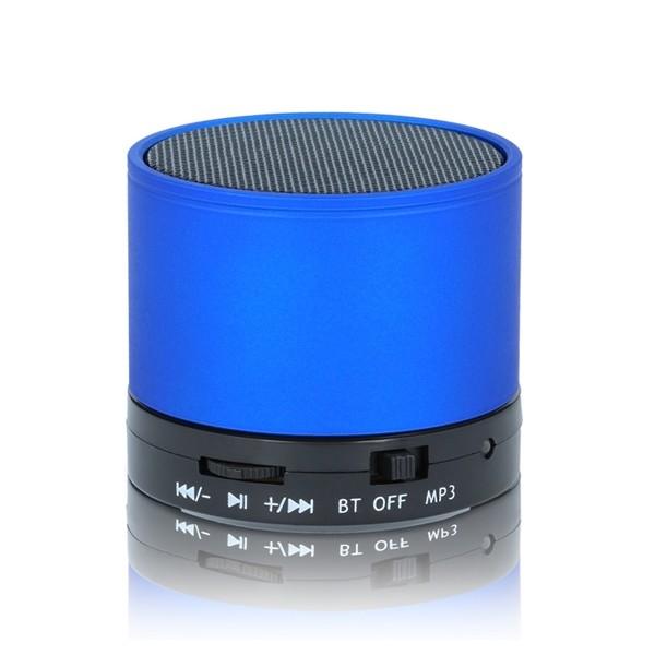 Reproduktor prenosný BLUETOOTH FOREVER BS-100 modrý