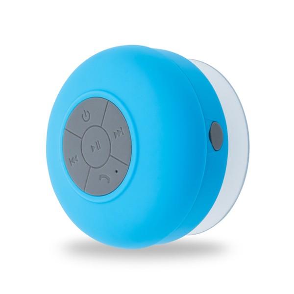Reproduktor prenosný BLUETOOTH FOREVER BS-330 vodeodolný modrý