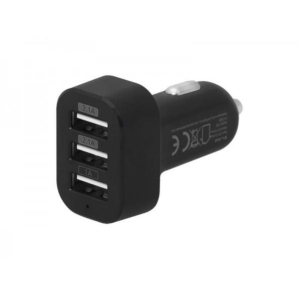 Nabíjačka do auta BLOW USB 3x 5.2A