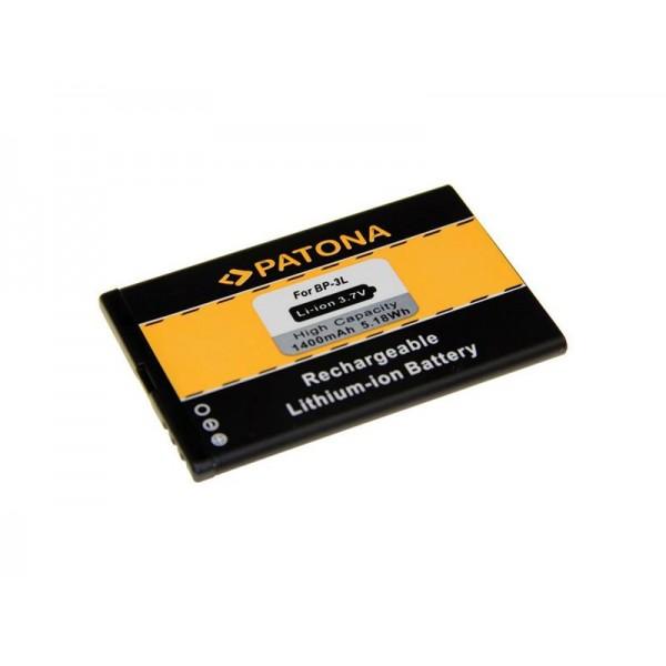 Batéria gsm NOKIA BP-3L 1400mAh PATONA PT3043