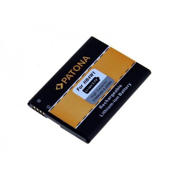 Batéria gsm HUAWEI HB4W1 1700mAh PATONA PT3072