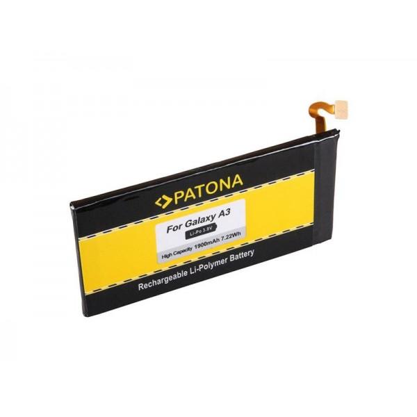 Batéria gsm SAMSUNG GALAXY A3 1900mAh + náradie PATONA PT3161