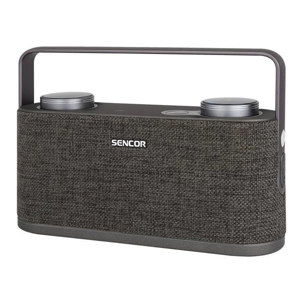 Reproduktor Bluetooth Sencor SSS 6200N black