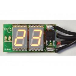 Stavebnica PT046 Miniatúrny digitálny SMD teplomer