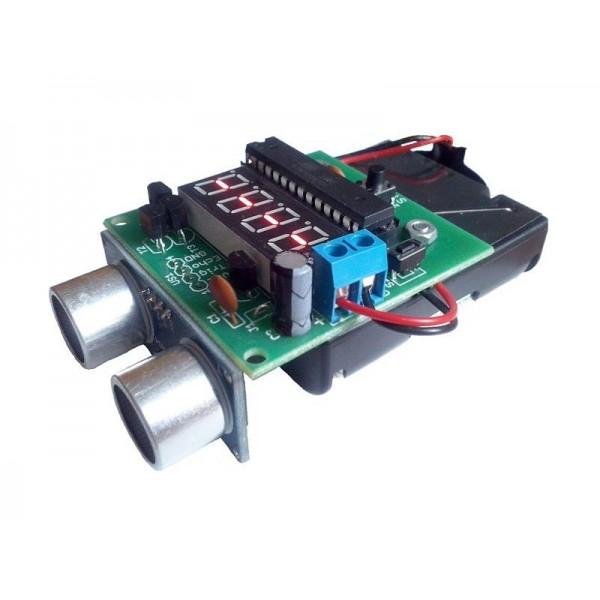 Stavebnica PT063 Ultrazvukový merač vzdálenosti