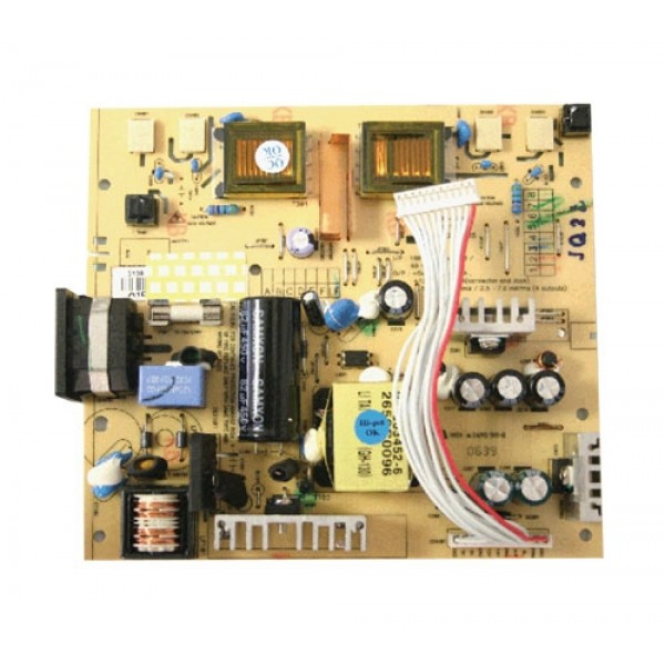 LCD modul meniča HR IP4L10001 4 lampy