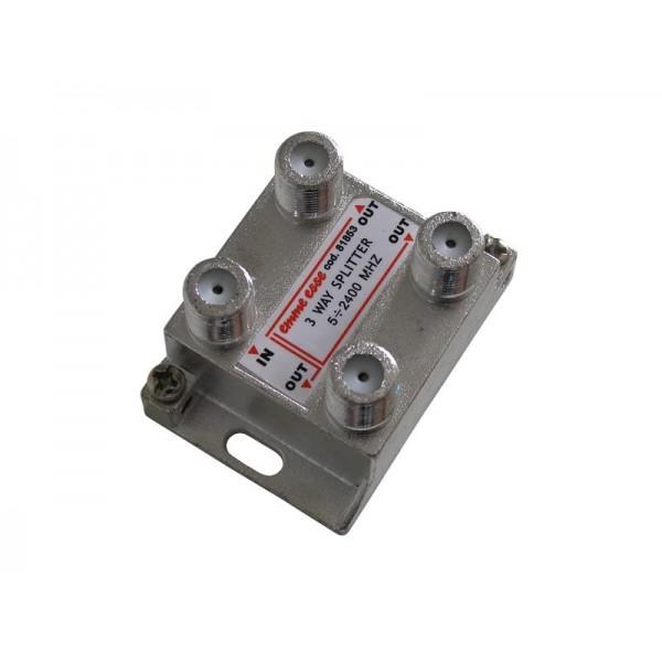 Antenný rozbočovač PV3 (3výstupy) - Emme Esse