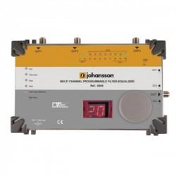 Anténny filter (equalizer) programovatelný LTE Johansson 6504