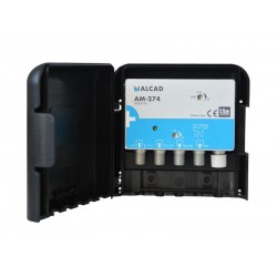 Anténny zosilňovač Alcad AM274 LTE