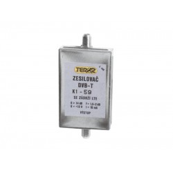 Anténny zosilňovač s filtrom LTE+GSM F-F Teroz 496X
