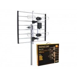 Anténa vonkajšia DVB-T SENCOR SDA-600