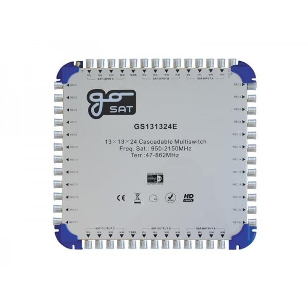Satelitný multiprepínač GoSAT GS131324E