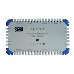 Satelitný multiprepínač GoSAT GS171712E
