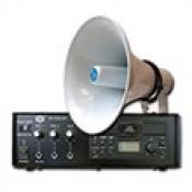 Plošné ozvučenie, 100V